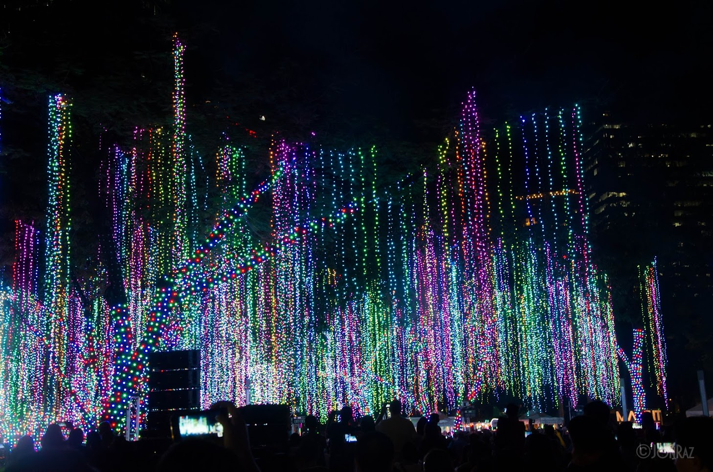 Ayala Triangle Lights and Sounds 2016