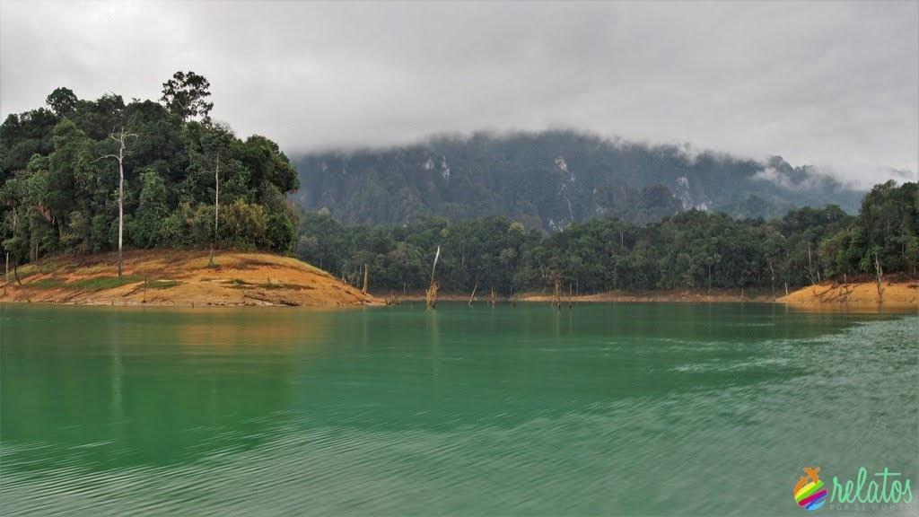 Cheow Lan Lake Morning Safari