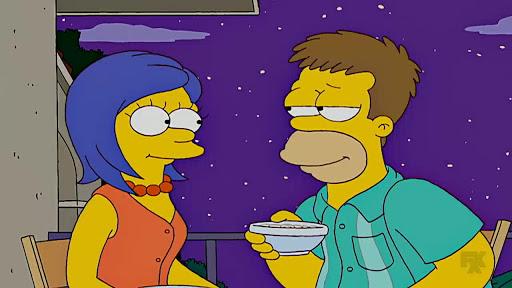 Los Simpsons 19x11 Ese show de los años noventa