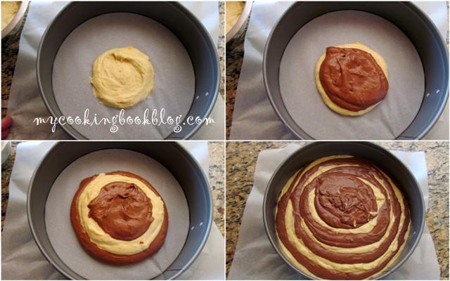 оформяне на кекса