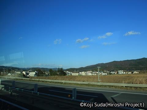 ミヤコーバス「仙台気仙沼線」 2973 ミヤコーバス「仙台気仙沼線」 2973 三陸自動車道走行中