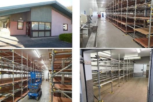 Empty morgue could cost £658,681