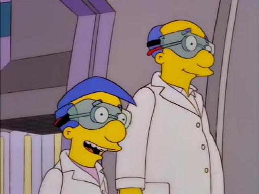 Los Simpsons 7x20 Bart recorre el mundo