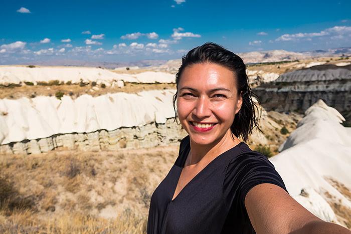 Göreme, Cappadocia, Turcia