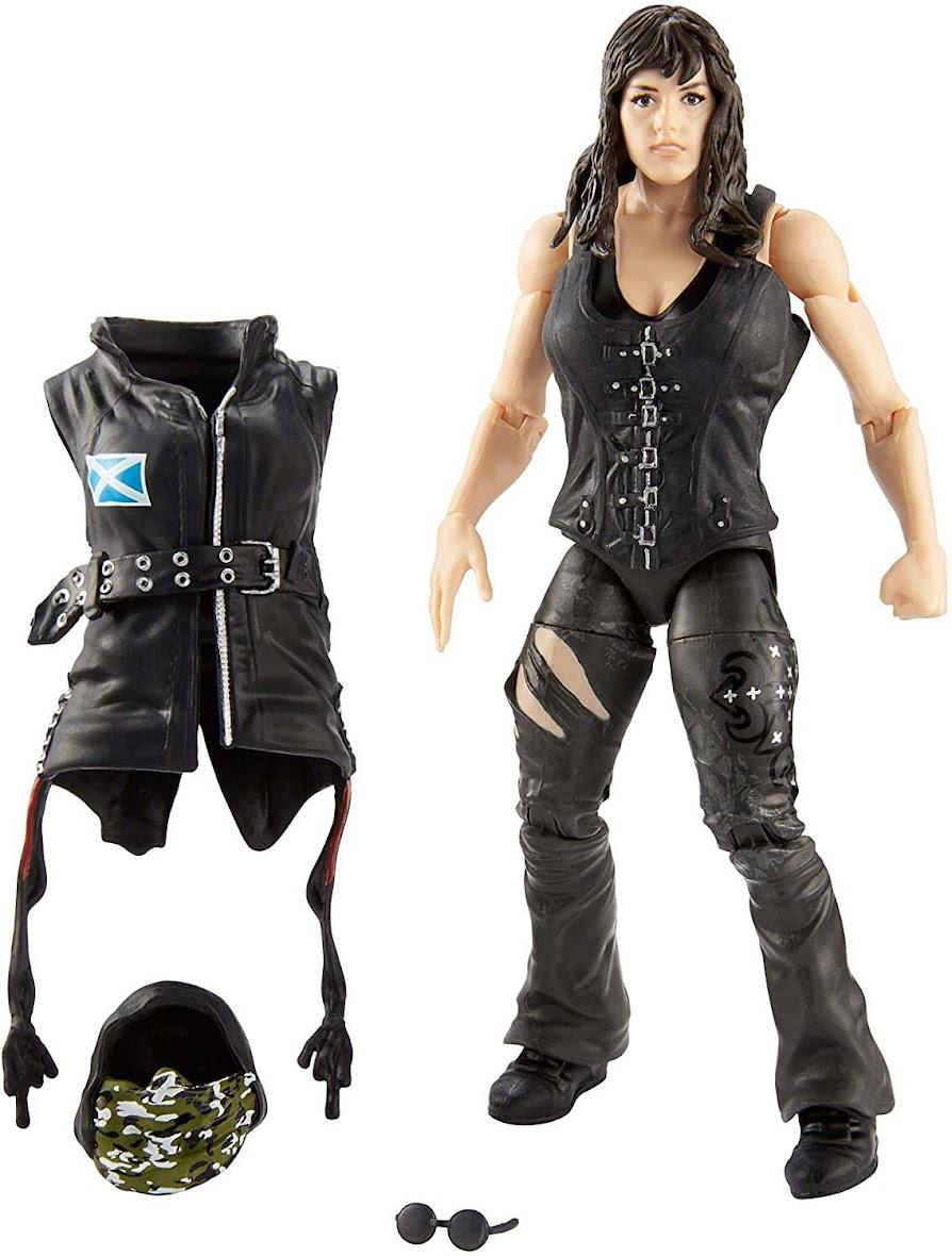 Nikki Cross Elite action figure from WWE