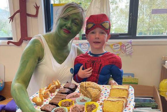 'Superheroes' raising funds and awareness