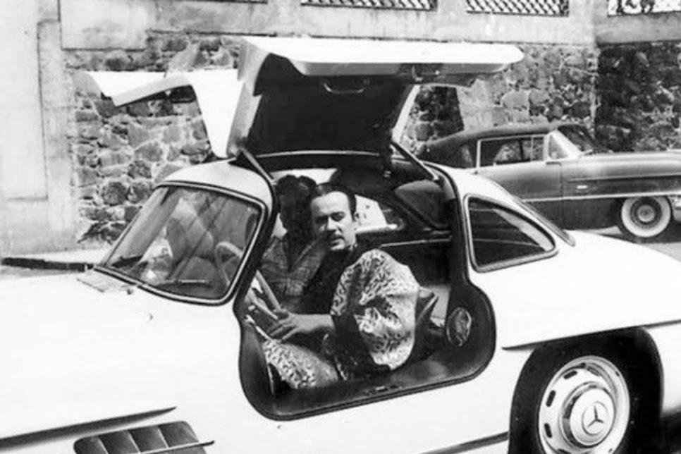 Los autos de Pedro Infante