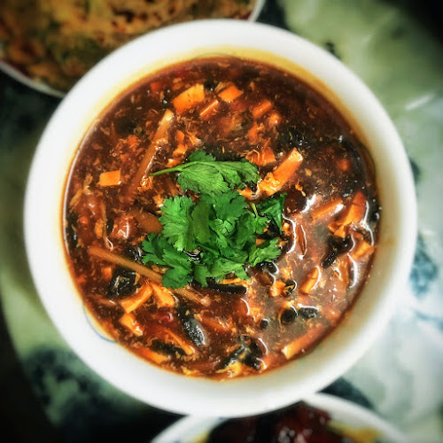 chinese, Hot and Sour Soup, hot and spicy soup, recipe, Soup, 酸辣湯,