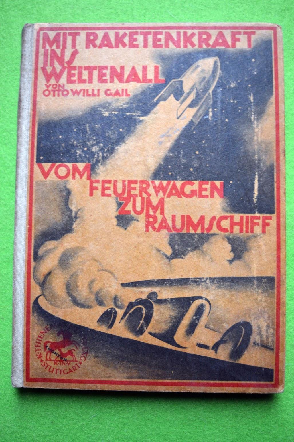 Mit Raketenkraft ins Weltenall - 1928