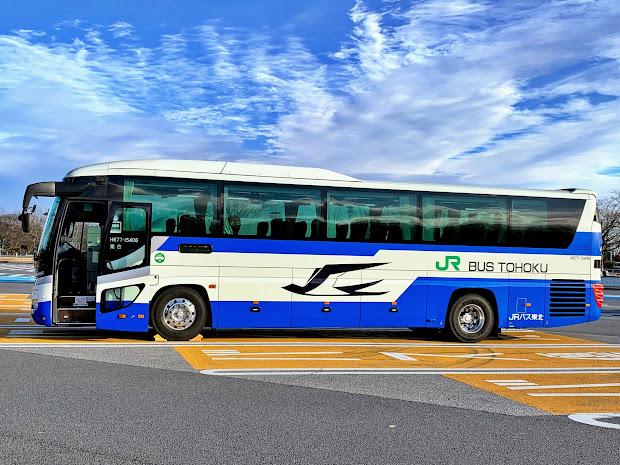 仙台・東京号に乗ってきました(東京発仙台行昼行バス)