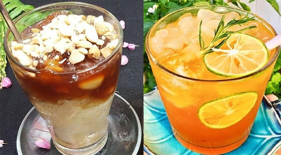 Top 15 thức uống giải nhiệt dễ làm ngọt mát lịm tim