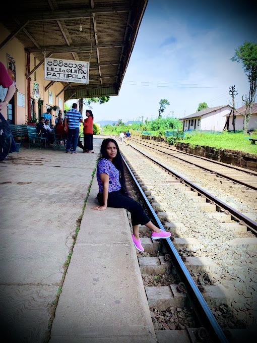 Pattipola Railway Station