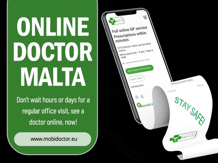 Online Doctor Malta