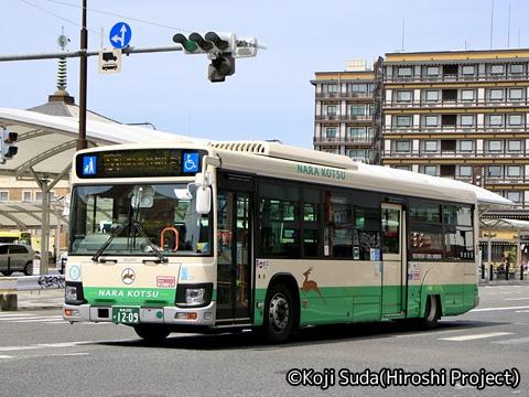 奈良交通 奈良 1209