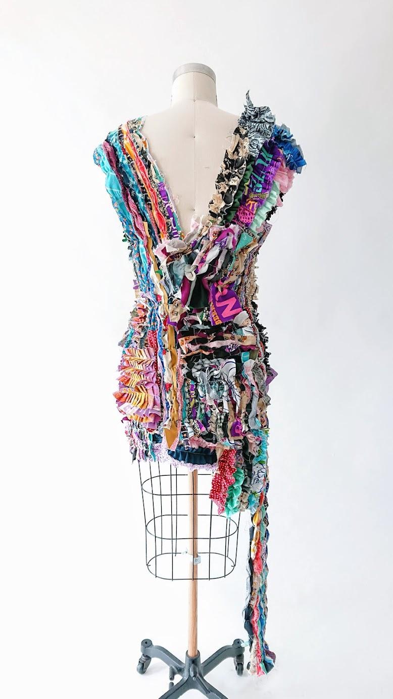 Gathered Cloths - Week 2 result | Fafafoom Studio