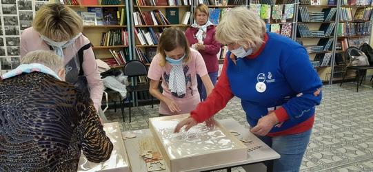 Волонтёры культуры продолжают реализовывать флагманский проект движения «Лаборатория успеха» в Волгоградском регионе.