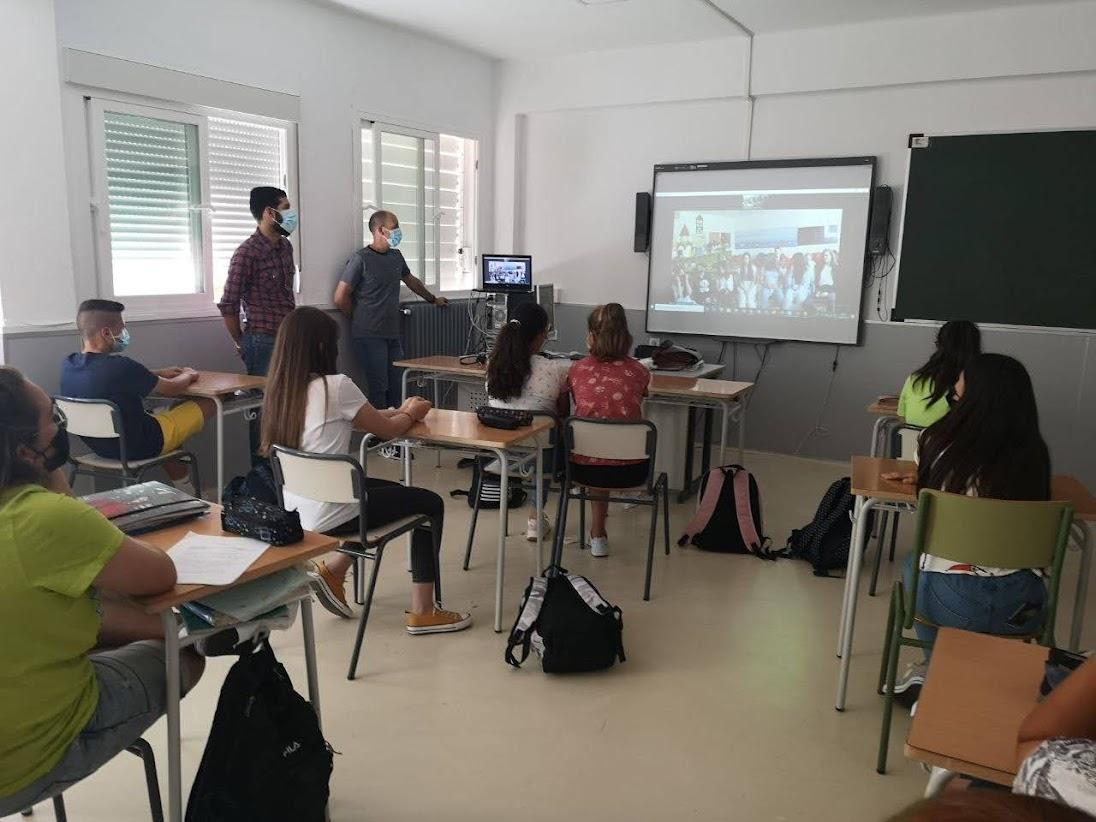 1er. encuentro Erasmus+ 1