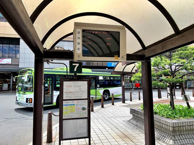 盛岡駅前東口7番のりば 写真2