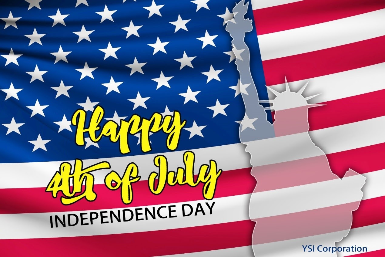 Have a Wonderful Independence Day!