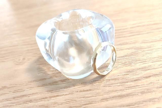 指輪の収納に「歯ブラシスタンド」がぴったりだった…!