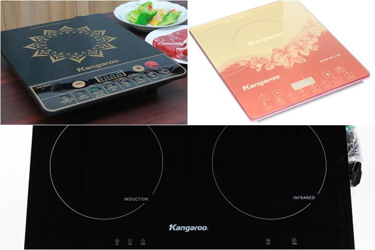 bếp từ của thương hiệu Kangaroo