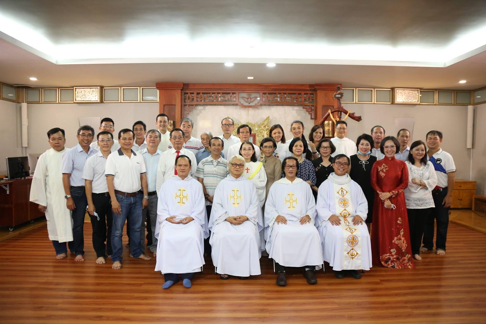 Mừng bổn mạng Ban Truyền thông giáo xứ (2021)