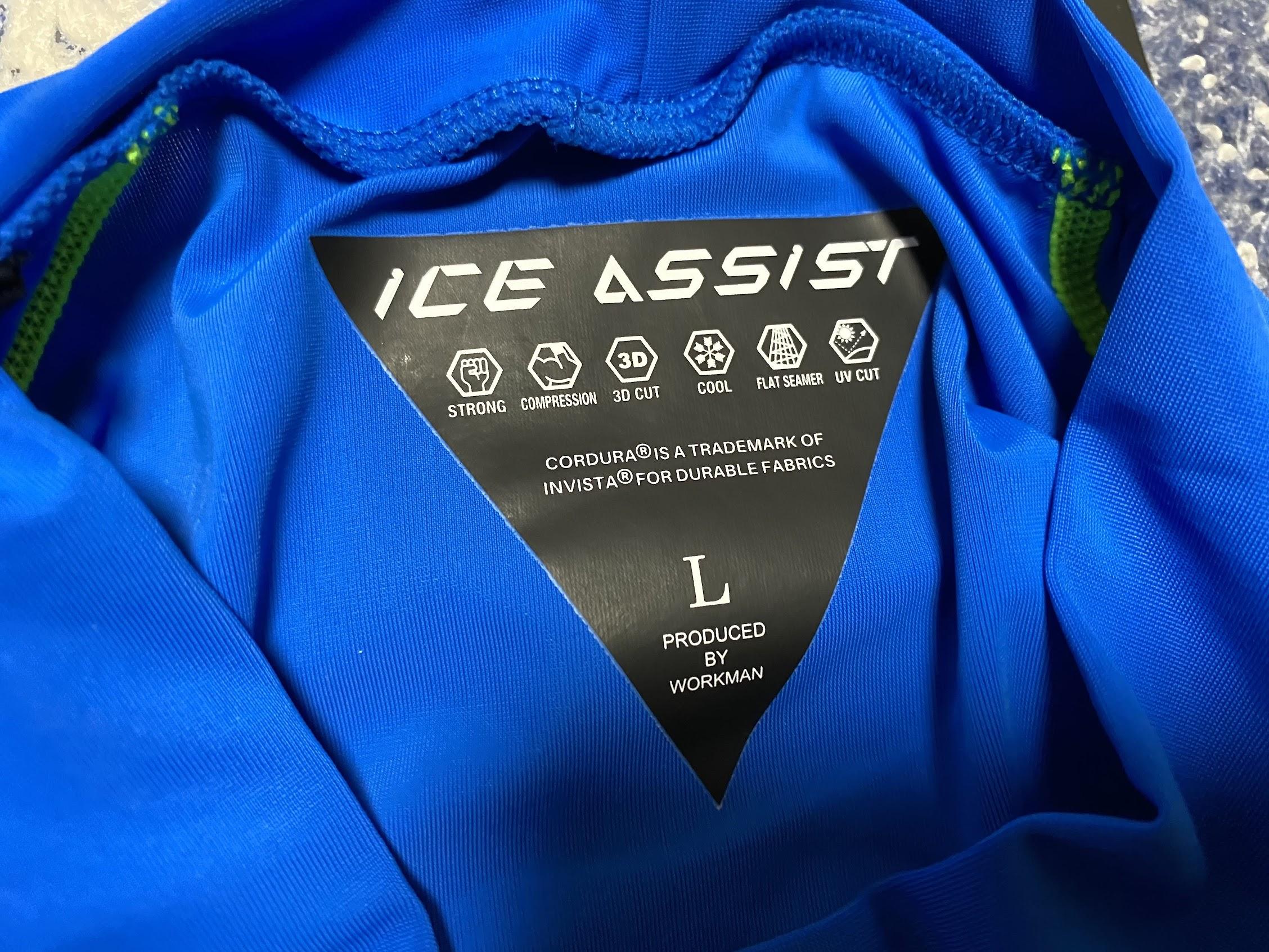 ワークマン ICE ASSIST