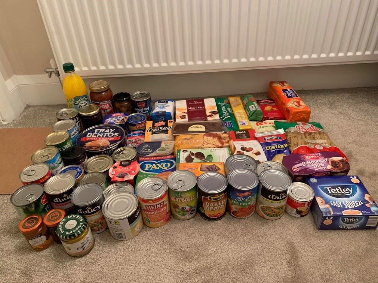 Charity Christmas Hamper