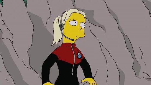 Los Simpsons 21x09 Jueves con el abuelo