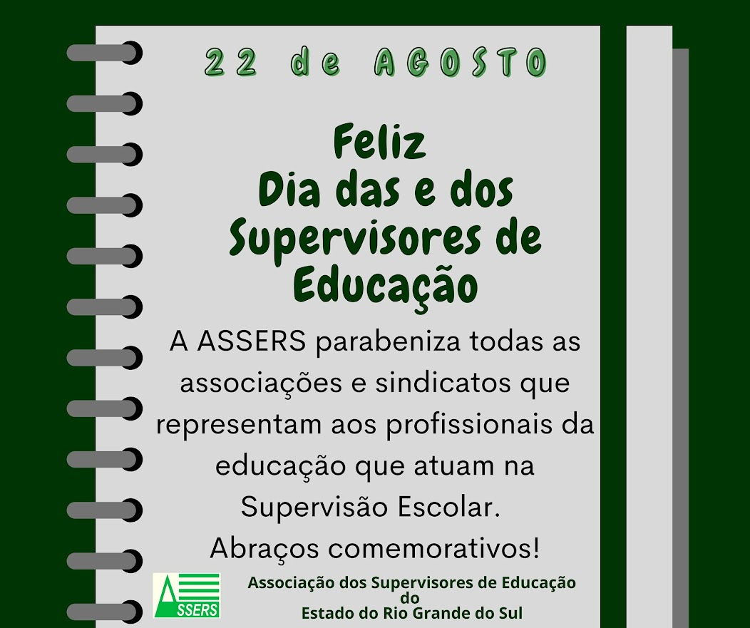 Dia do Supervisor
