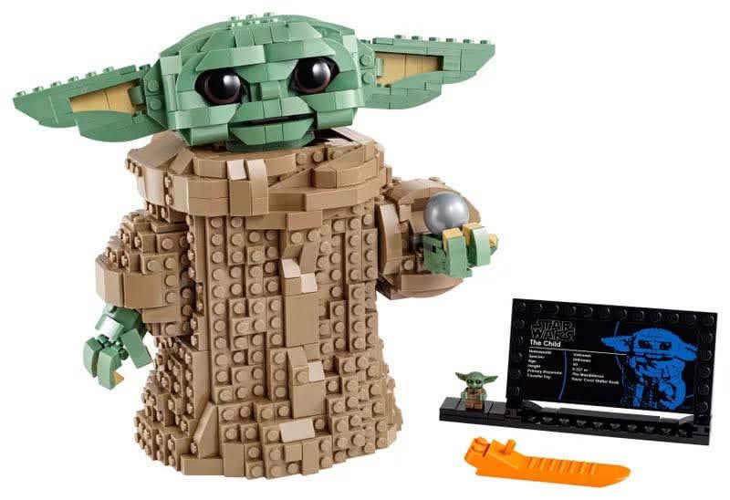 Contenido de Lego® 75318 El Niño