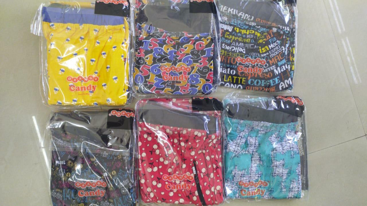 Lower Series 6004 Orange Candy Designer Capri Manufacturer Wholesaler