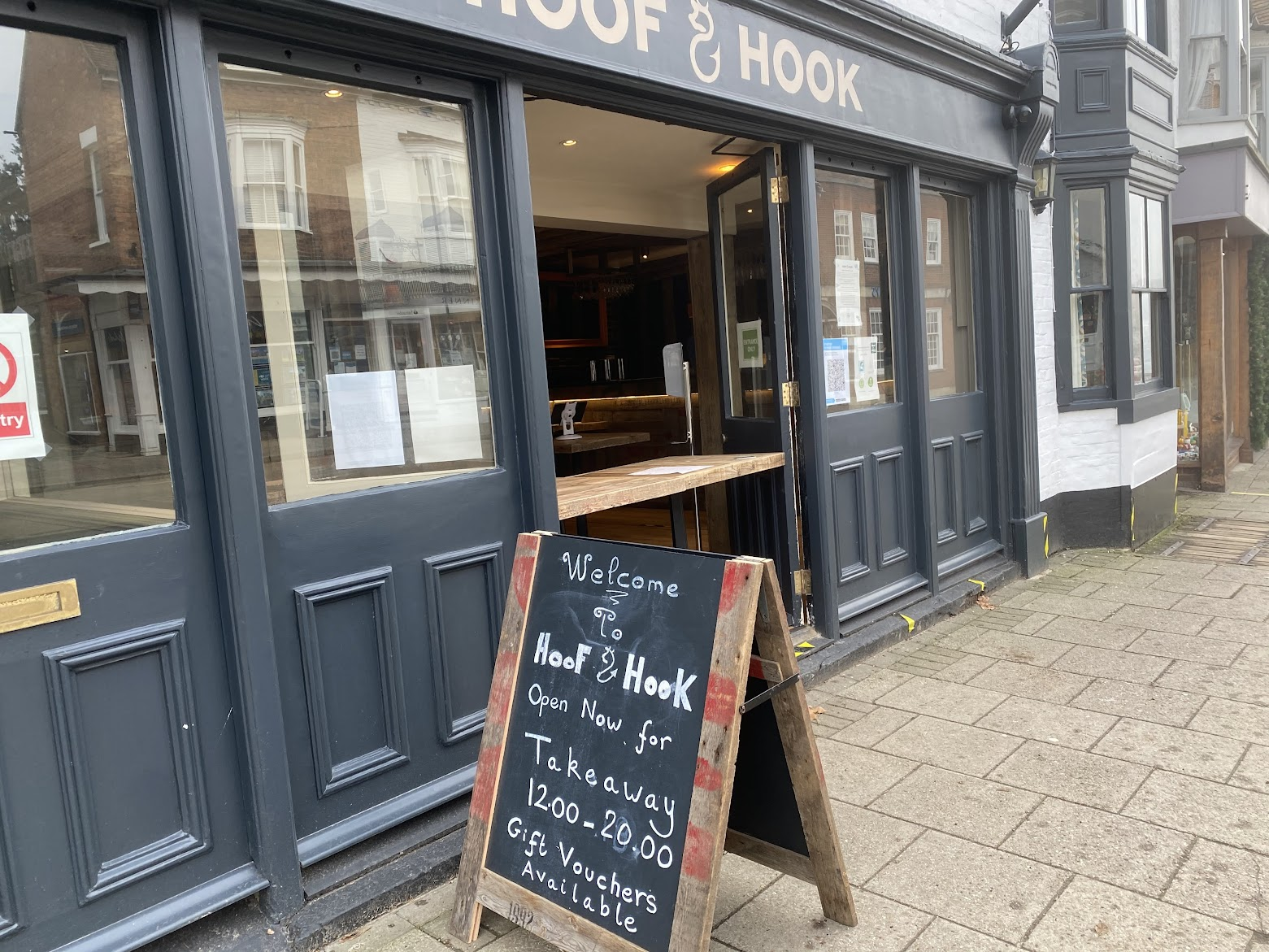 Hook and Hoof Tenterden