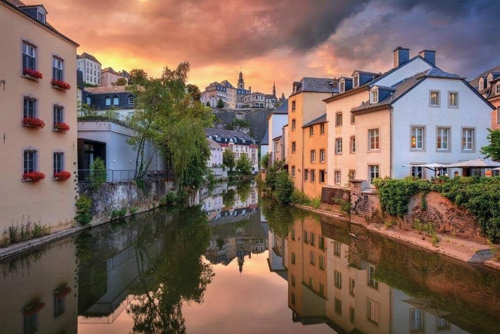 luxmburg-Stad