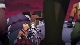 Sword Art Online: Alicization – War of Underworld Episode 16