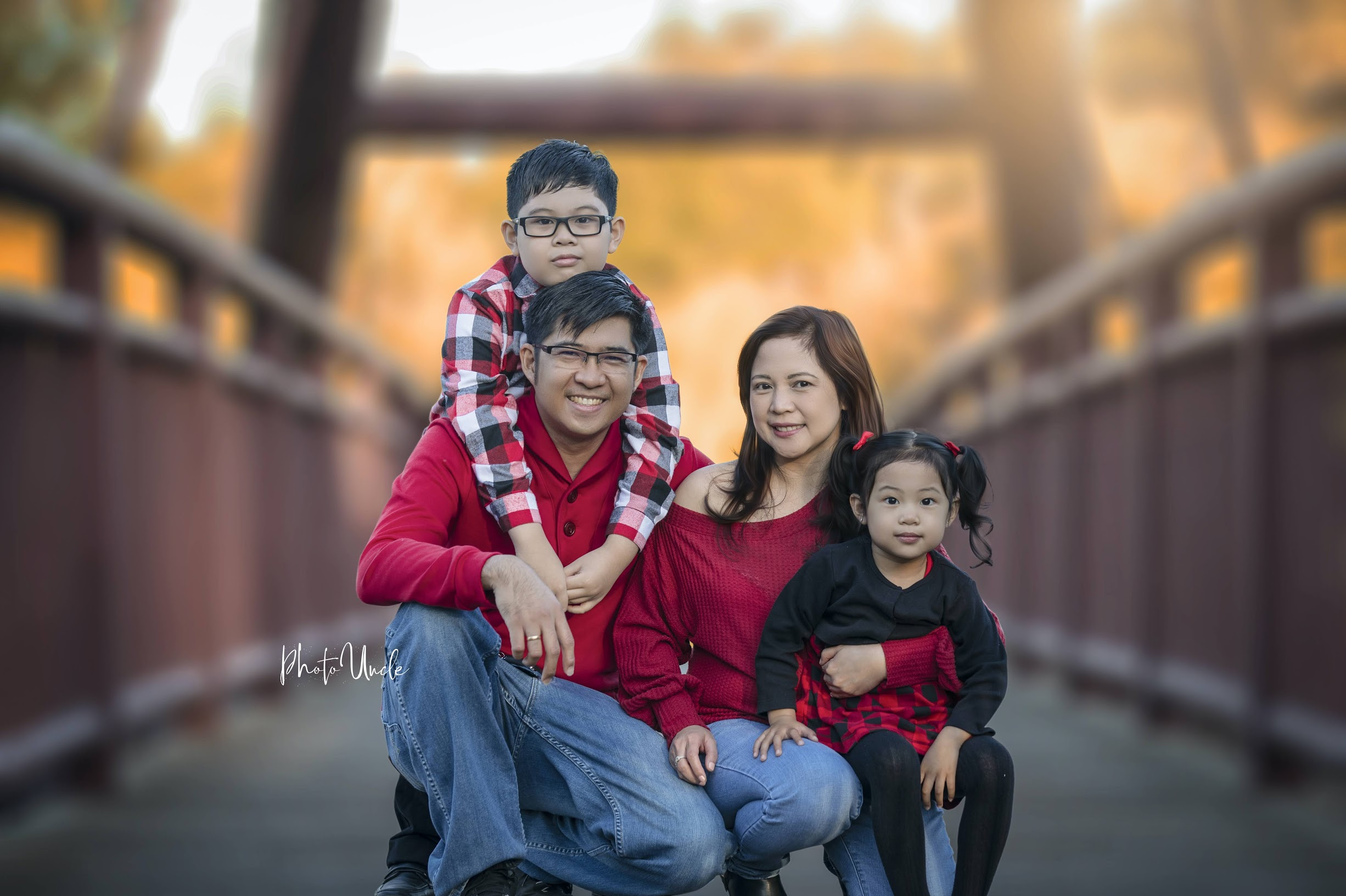Family Portrait - Family Photography in San Jose Bay Area