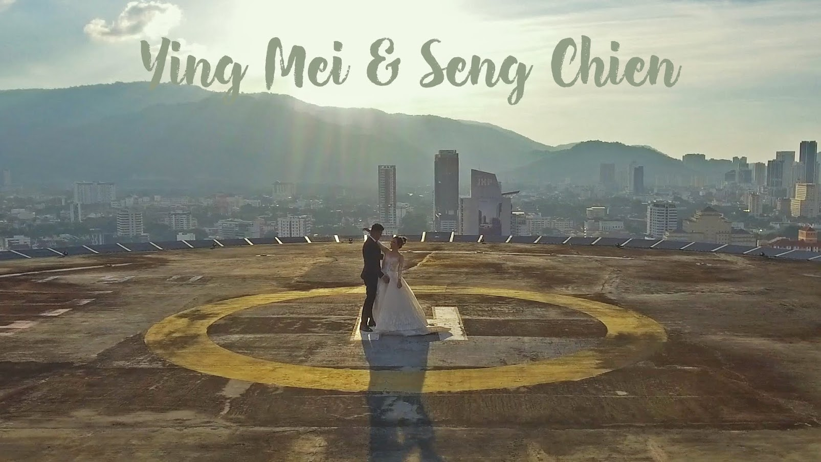 Ying Mei & Seng Chien Wedding Videography St Giles Penang