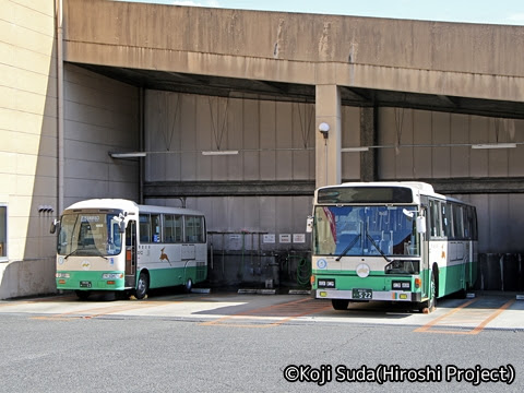 奈良交通「八木新宮線」 ・938 五條BC_05
