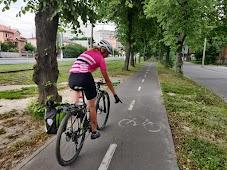 Велодорожки Винницы