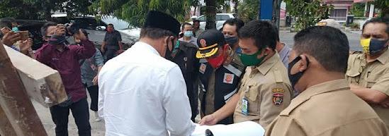 Pemenang tender pembangunan sentra PKL Ngawi