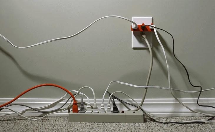 lồng giặt không quay do nguồn điện chưa được cấp
