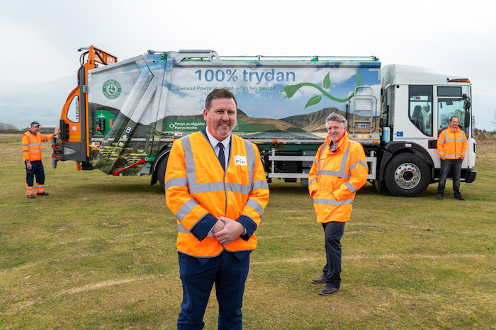 All-electric refuse lorry to hit the streets