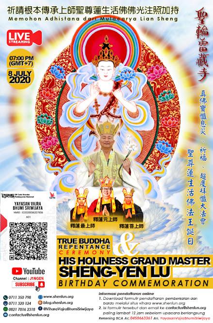 Pertobatan Satya Buddha