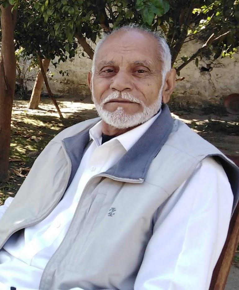 صحافی و کالم نگار شہزاد حسین بھٹی کے والد کی وفات پرتعزیت کا سلسلہ جاری