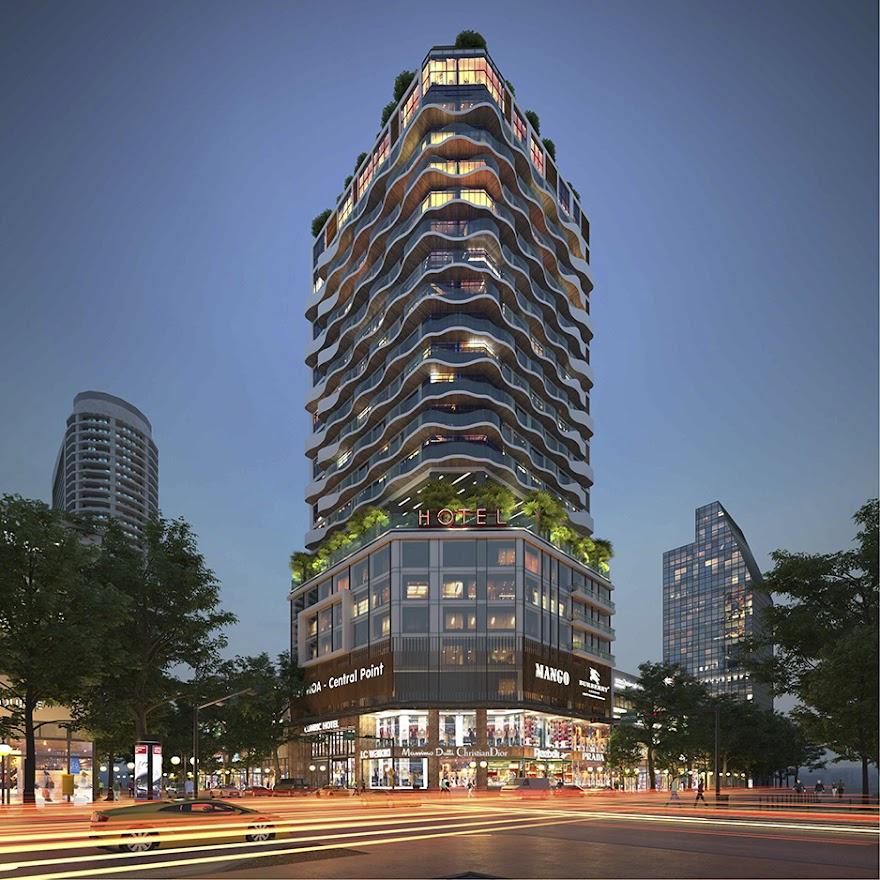 Tư vấn thiết kế, lắp đặt điều hòa cho tòa nhà cao tầng