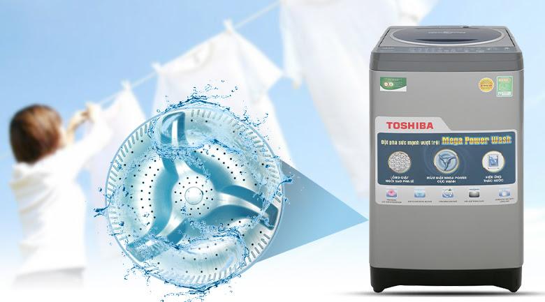 Mâm giặt kháng khuẩn