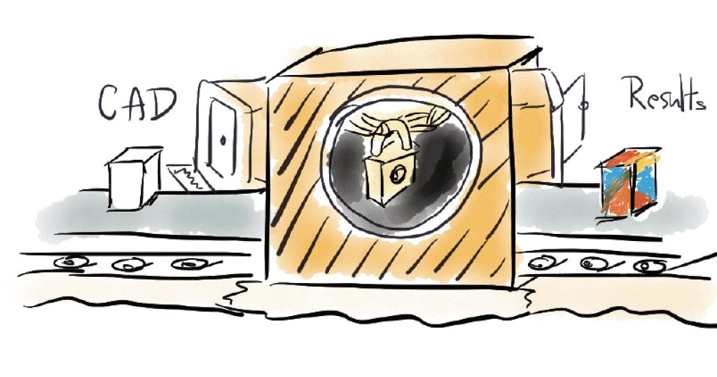 Чёрный ящик МКЭ-программ