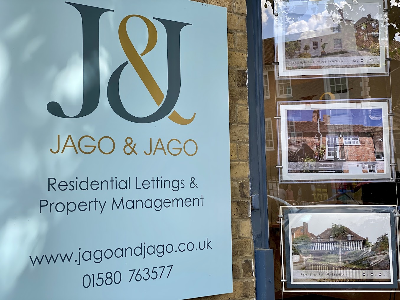 Jago and Jago Letting Agents Tenterden