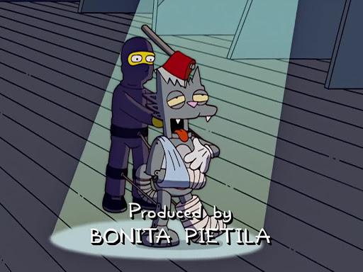 Los Simpsons 17x19 Las chicas solo quieren sumar