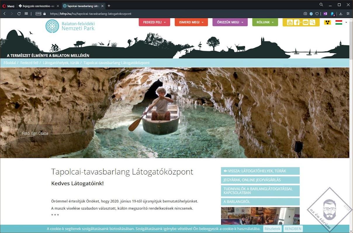 KÉP / Balaton-felvidéki Nemzeti Park honlapja